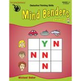 Mind Benders®, Level 2, Grades 1-2