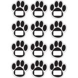 Die-Cut Magnets, Black Paws