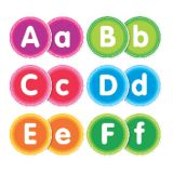 Color Your Classroom! Alphabet Bulletin Board Set
