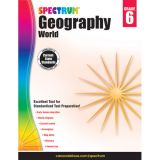 Spectrum® Geography: World, Grade 6