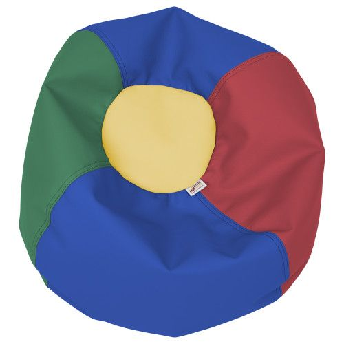 Amazing Softzone Classic Bean Bag Toddler 22 Primary Colors Pabps2019 Chair Design Images Pabps2019Com
