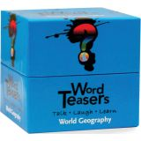 WordTeasers® Conversation Starters, World Geography