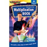 Rock 'N Learn® Multiplication Rock Audio CD