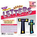 Playful Patterns 4 Uppercase/Lowercase Ready Letters® Combo Pack, Alpha-Beads