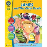 James and the Giant Peach Literature Kit™, Grades 3-4