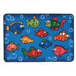 KID$ Value Rugs™, Something Fishy, 3' x 4'6