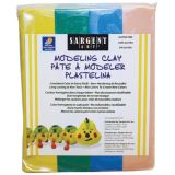 Sargent Art® Modeling Clay, Pastel Colors