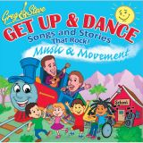 Greg & Steve Get Up & Dance CD