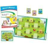 Math File Folder Game, Grade K