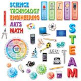 STEM/STEAM Bulletin Board Set