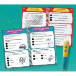 Hot Dots® Jr. Let's Master Reading, Grade 3