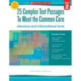 25 Complex Text Passages to Meet The Common Core, Grade 2