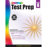 Spectrum® Test Prep, Grade 8