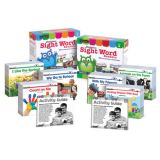 Early Readers Boxed Set, Nonfiction Sight Word Readers Set 1