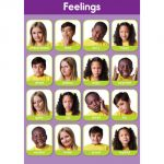 Feelings Bulletin Board Set