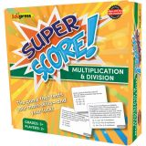 Super Score!™ Multiplication & Division