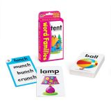 Playtime Pals™ Word Families Pocket Flash Cards