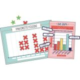 Graph It! Bulletin Board Set