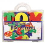 WonderFoam® Big Letters