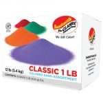 Sandtastik® Classic Colored Sand Assortment, Assortment 1
