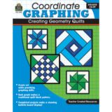 Coordinate Graphing: Creating Geometry Quilts, Grades 4+