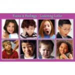 Listening Lotto: Faces & Feelings Game