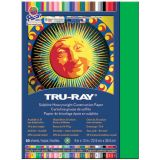 Tru-Ray® Fade-Resistant Construction Paper, 9 x 12, Festive Green