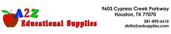 A2Z Educational Supplies
